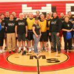 Anthony Sylvan Pools Basketball Event 2012