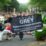 Swoop, Jackie Renk and Phanatic, Think Grey Day 2012